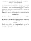 Affidavit Of Corroborating Witness