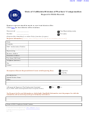 Request For Public Records Form