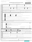 Form F-05280 - Wisconsin Death Certificate Application