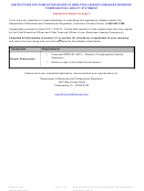Workers' Compensation Liability Statement