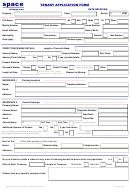 Tenant Application Form