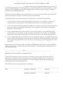 Oklahoma Do-not-resuscitate (dnr) Consent Form