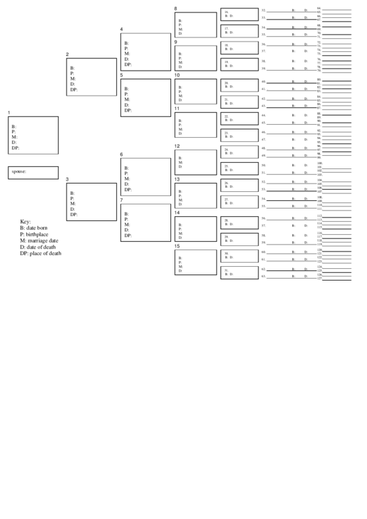 Big Family Tree Template Images Template Design Free Download