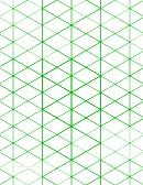 Half Square Triangle Paper