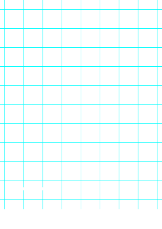 Large Square Graph Paper Printable pdf