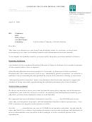 Sample Ltd Claim Denial Letter Template