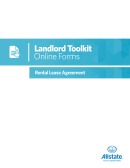 Residential Rental Lease Agreement Template