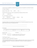 Debit/credit Card Payment Form