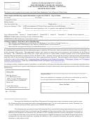 Case Management Electronic Case Filing Registration Form