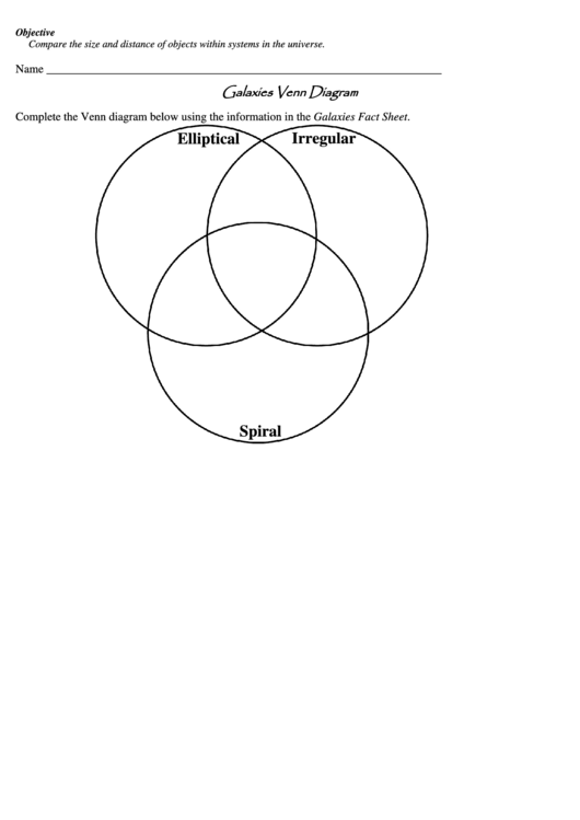 3 Circle Venn Diagram Template Printable Pdf Download