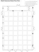 Blank Tennessee Room Floor Plan