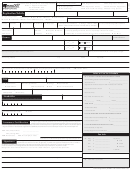 Form Rmv-1 - Vehicle Registration Form