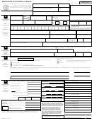Application To Title/reg. A Vehicle