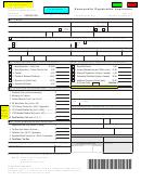 Form 9400-210 - Snowmobile Registration Application