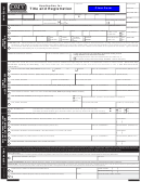 Dmv Application For Title And Registration