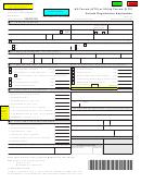 Form 9400-37 - All-terrain (atv) Or Utility Terrain (utv) Vehicle Registration Application