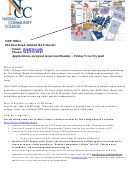 College Clep Application