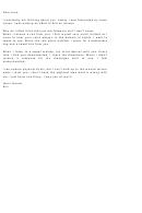 Anns Love Letter