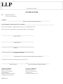 Form Inhs67 - Statement Of Qualification For Florida Or Foreign Limited Liability Partnership
