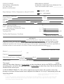 Form Ic 4008 - Semi Annual Report Workers Compensation Premium Tax For The Period And Year