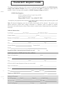 Logos Christian College And Graduate School Transcript Request Form