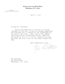 Resignation From Supreme Court Sample