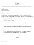 Sample Letter Of Interest For A Job Template
