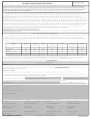 Dd Form 2947 - Tricare Young Adult Application