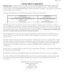 Consignment Agreement 4