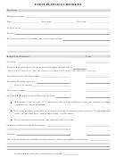 Event Planning Checklist 6
