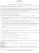 Behavior Contract Student Rules And Regulations