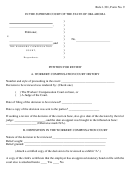 Form No. 9 - Petition For Review - Supreme Court Of The State Of Oklahoma