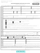 Form F-05281 - Wisconsin Marriage Certificate Application