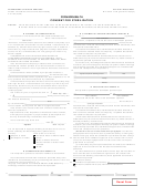 Form F-01164 - Forwardhealth Sterilization Consent Form - Department Of Health Services - 2006