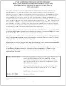Initiative/referendum Receipt And Expenditure Report