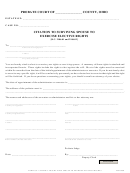 Citation To Surviving Spouse To Exercise Elective Rights