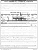 Dd Form 2648 - Preseparation Counseling Checklist For Active Component (ac), Active Guard Reserve (agr), Active Reserve (ar), Full Time Support (fts), And Reserve Program Administrator (rpa) Service Members