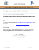 Rhode Island Debt Management Services Registration