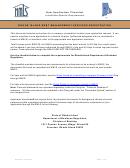 Rhode Island Debt Management Services Registration
