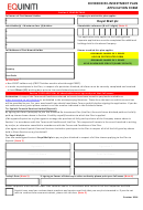 Equiniti Dividend Re-investment Plan Application Form - Royal Mail