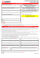 Equiniti Dividend Re-investment Plan Application Form - Jpmorgan Smaller Companies Investment Trust
