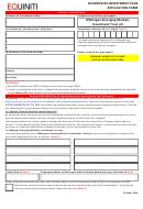 Equiniti Dividend Re-investment Plan Application Form - Jpmorgan Emerging Markets Investment Trust