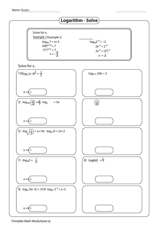 top 6 log worksheet templates free to download in pdf format. Black Bedroom Furniture Sets. Home Design Ideas