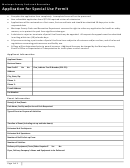 Maricopa County Parks And Recreation Application For Special Use Permit