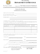 Ets Form 150 - Excise Tax Division, State Of Wyoming - Limited Power Of Attorney