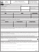 Form 2848-me - Power Of Attorney And Declaration Of Representative Template