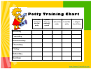 The Simpsons Potty Training Sticker Chart