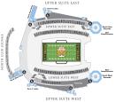 Heinz Field Seating Chart Big