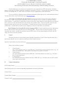 U.s. Bankruptcy Courts Electronic Bankruptcy Noticing Program Supplemental E-mail Notification Form