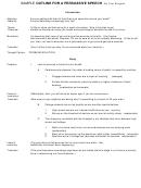 Sample Outline For A Persuasive Speech